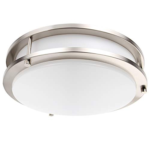 Lineway Led Flush Mount Ceiling Light Motion Sensor Round